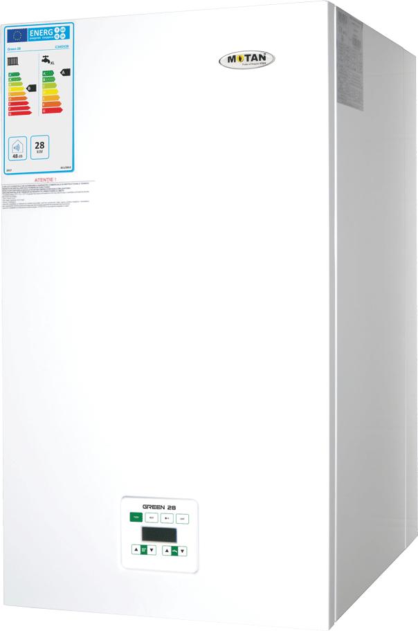 Centrala termica in condensatie Motan Green 28 kW