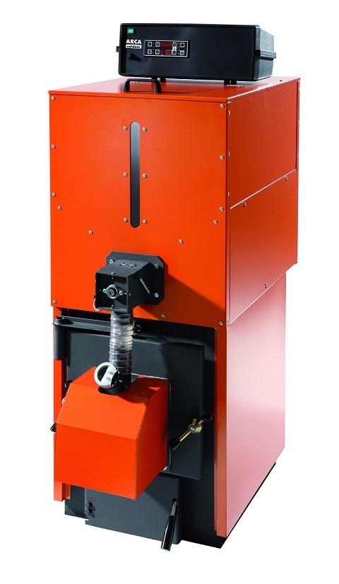 Centrala termica pe peleti Arca Granola Automatica 50
