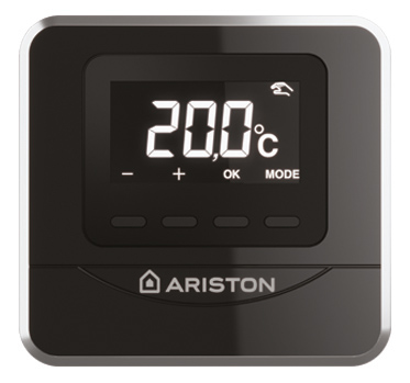 CENTRALA TERMICA IN CONDENSATIE ARISTON ALTEAS ONE termostat de ambient CUBE