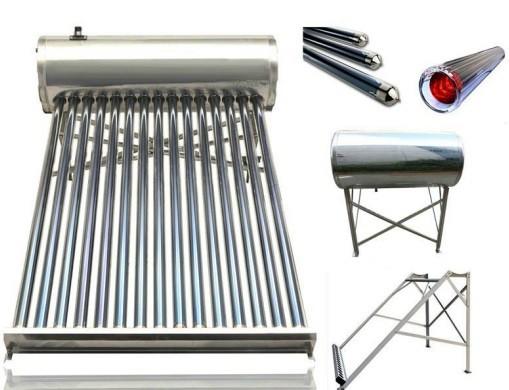 Panou solar Q Solar Premium nepresurizat Boiler INOX 100 litri