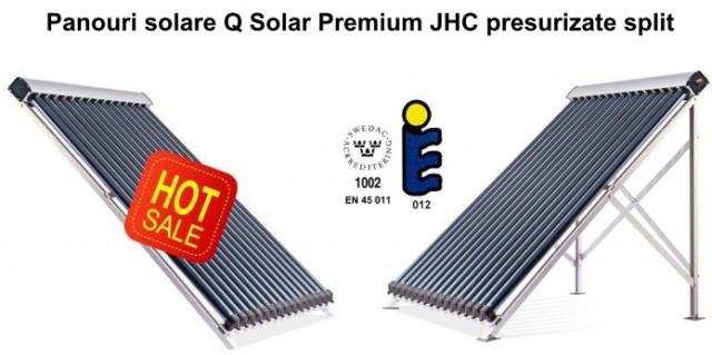 Panou solar cu tuburi vidate Q Solar Premium