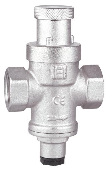 Reductor de presiune apa RB-NRP34 Ø 3/4