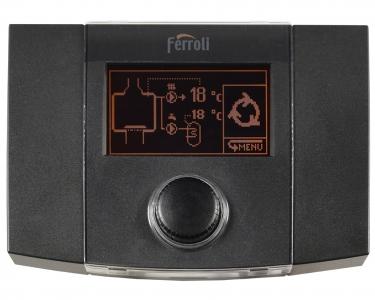 Regulator digital Ferroli ecoKOM 200T