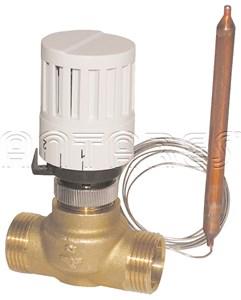 Robinet termostatat pentru boiler apa calda cu 2 cai