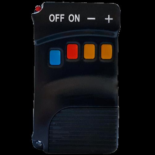 Termosemineu pe peleti FORNELLO FIAMA 25 kW - telecomanda