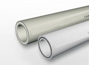 TEAVA PPR ALB COMPOSIT PT INCALZIRE/SANITARE L=4M, PN 20 bar D.25x3.5mm