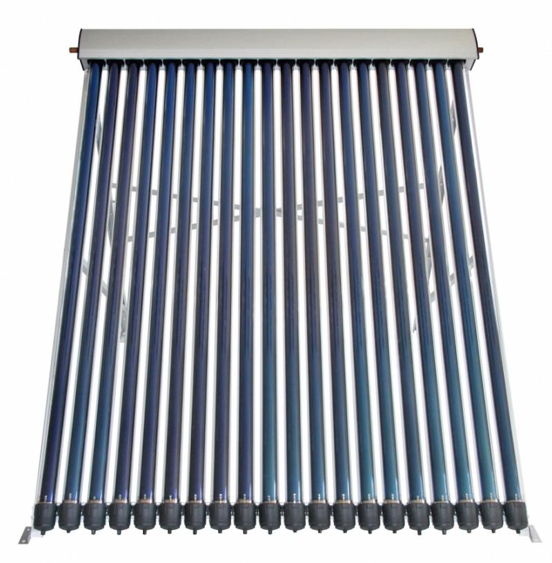 Panou solar presurizat cu 20 tuburi termice