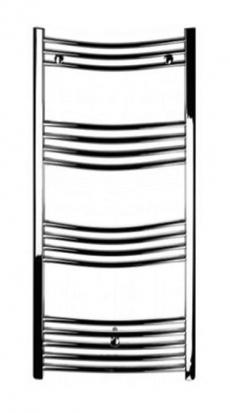 Radiator port-prosop FERROLI TALIA cromat curbat