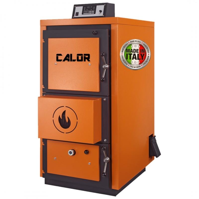 Centrala termica pe lemn cu gazeificare CALOR ASPIRO