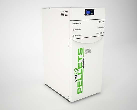 Centrala termica pe peleti LIDYA COMPACT 25 kW