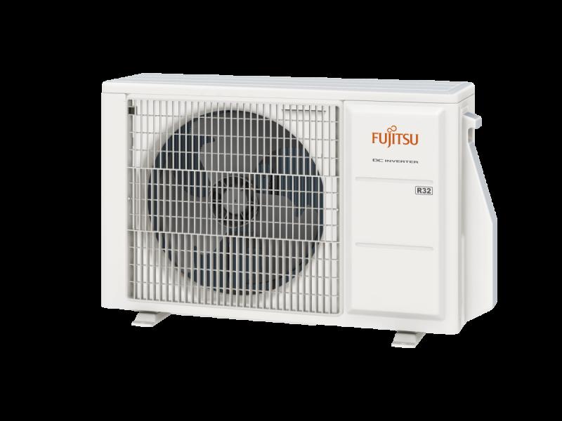 Aparat aer conditionat split de perete FUJITSU ASYG18KLCA/AOYG18KLTA 18000 BTU - unitate exterioara