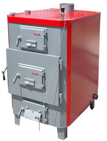 Centrala termica pentru baloti de paie UNILINE TITAN T-1 55 kW