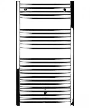 poza Radiator port-prosop FERROLI model VENUS CHROMED curbat 600x1400