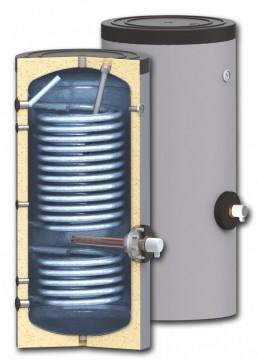 poza Boiler cu serpentine marite pentru instalatii cu pompe de caldura model SWPN2 500