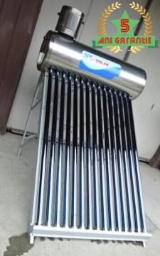 poza Panou solar nepresurizat cu boiler INOX 200 litri N200/20S