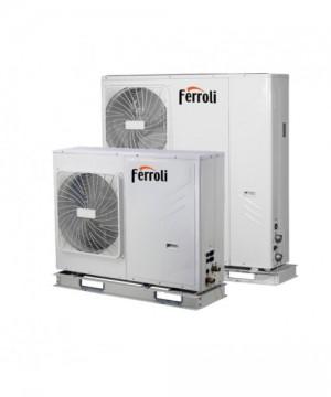 poza Pompa de caldura aer-apa reversibila Ferroli RVL-I PLUS 10 10 kW