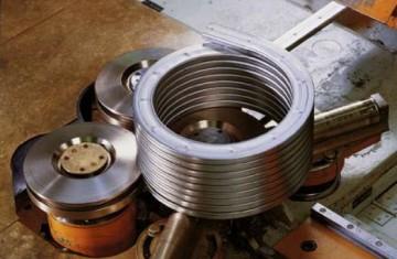 Poza Centrala termica pe gaz in condensatie Vitodens 100-W 26 kW schimbator de caldura din inox confectionare