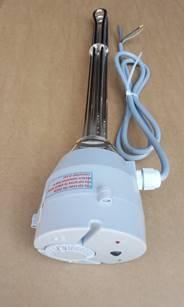 poza Rezistenta electrica monofazata 3 KW cu termostat