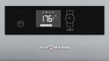 Poza Centrala termica pe lemn cu gazeificare Viessmann Vitoligno 150-S - automatizare Ecotronic 100
