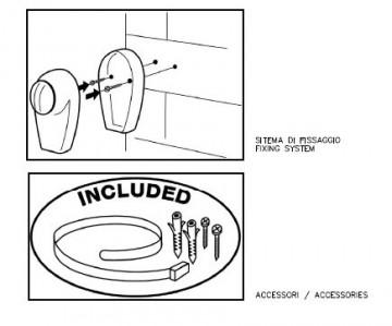Poza Termostat de imersie tub capilar productie Arthermo Italia - detaliu de montaj