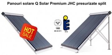 poza Panou solar cu 30 de tuburi vidate Q Solar Premium