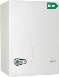 poza CENTRALE TERMICE PE GAZ BLUEHELIX 25 K50 - 25 kW cu boiler inox 50 L