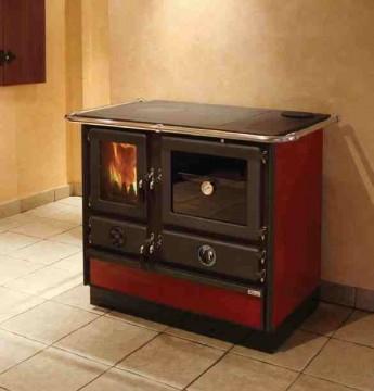 Poza Soba de gatit pe lemn cu incalzire centrala MBS Thermo Magnum 14 KW