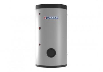 poza Boiler termoelectric din inox cu o serpentina CORDIVARI BOLLY 1 ST XB 400 litri