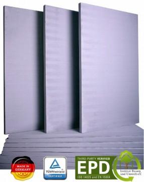 poza Placi refractare profesionale din silicat de calciu SILCA 1000x625x40 mm