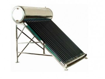 poza Panou solar presurizat cu boiler inox si tuburi termice SPP-470-H58/1800 145/15