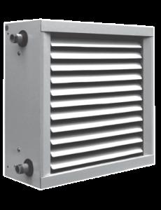 poza Aeroterma standard cu agent termic apa FERROLI 44 E46 33,8 kW