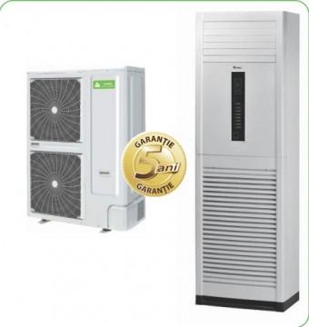 Poza Echipament de climatizare comerciala CHIGO COLOANA DC-INVERTER