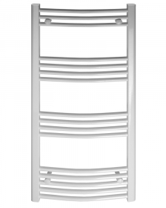 poza Radiator port-prosop FERROLI TALIA curbat alb 400x700