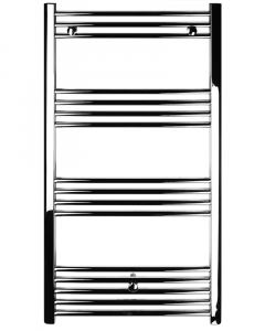 poza Radiator port-prosop FERROLI TALIA drept cromat 400x700