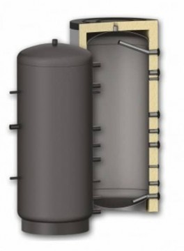 poza Puffer fara serpentina SUNSYSTEM P1500 1500 litri