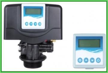 Poza Statie de dedurizare apa tip cabinet Stillwater & Pratt STP-C25-VE14M - panou de comanda