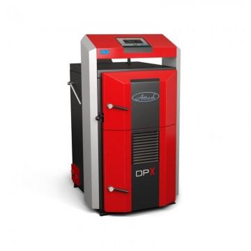 poza Centrala termica pe lemn cu gazeificare ATACK DPX 25 PROFI 25 kW