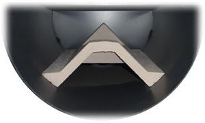 Poza Centrala termica pe lemn cu gazeificare ATMOS DC70S - vedere focar