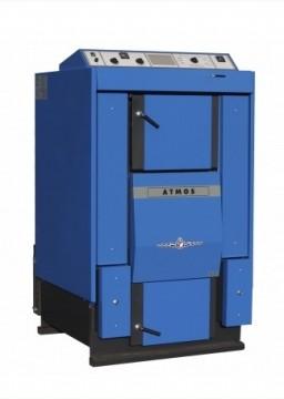 poza Centrala termica pe lemn cu gazeificare ATMOS DC100 99 kW