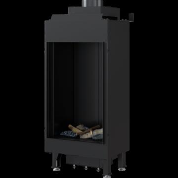 Poza Semineu pe gaz metan tip insert L45/68 6.5 kW