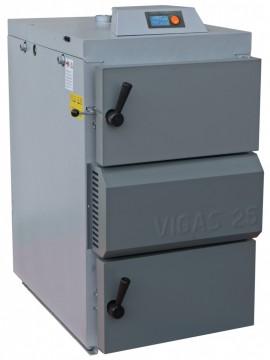 Poza Centrala termica pe lemn cu gazeificare VIGAS.25 25 kW