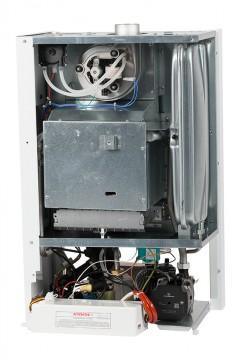 Poza Centrala termica cu tiraj fortat Motan SIGMA ERP C32SPV24MEFB-S-ERP 24 kW