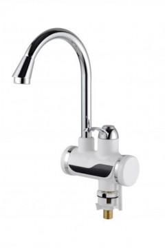 Poza Robinet electric cu incalzire instantanee a apei cu afisaj LED Model Cascada 3000