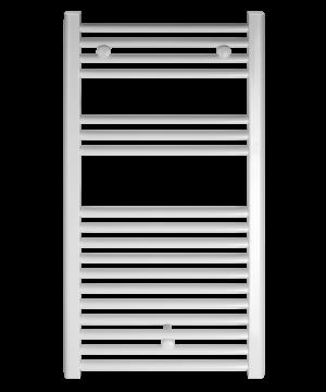 poza Radiator port-prosop FERROLI model VENUS WHITE drept 400x1200