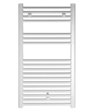 poza Radiator port-prosop FERROLI model VENUS WHITE curbat 500x1400