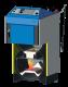 Centrala termica pe lemn cu gazeificare ATMOS DC70S 70 kW - sectiune camera de gazeificare si focar